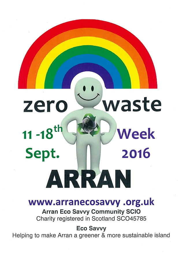 Zero Waste Arran 2016